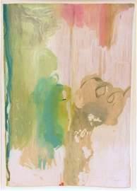 Helen Frankenthaler (American 1928 - 2011)