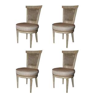 Set of 4 Chairs (102-4368)