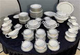 96 Pieces Royal Worcester Fine Bonne China