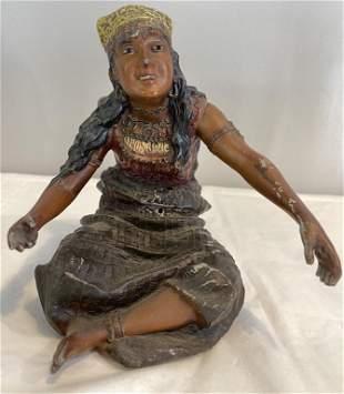 Gypsy Figurine