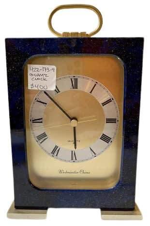 Quartz Clock - Westminster Chime