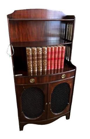 Charak Custom Quality Handmade Bookcase