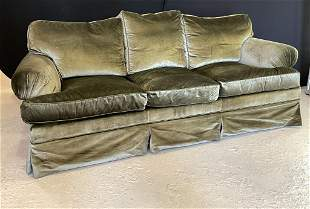 Christopher Hyland Upholstered Couch
