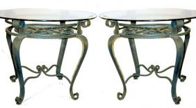 Pair Occasional Tables