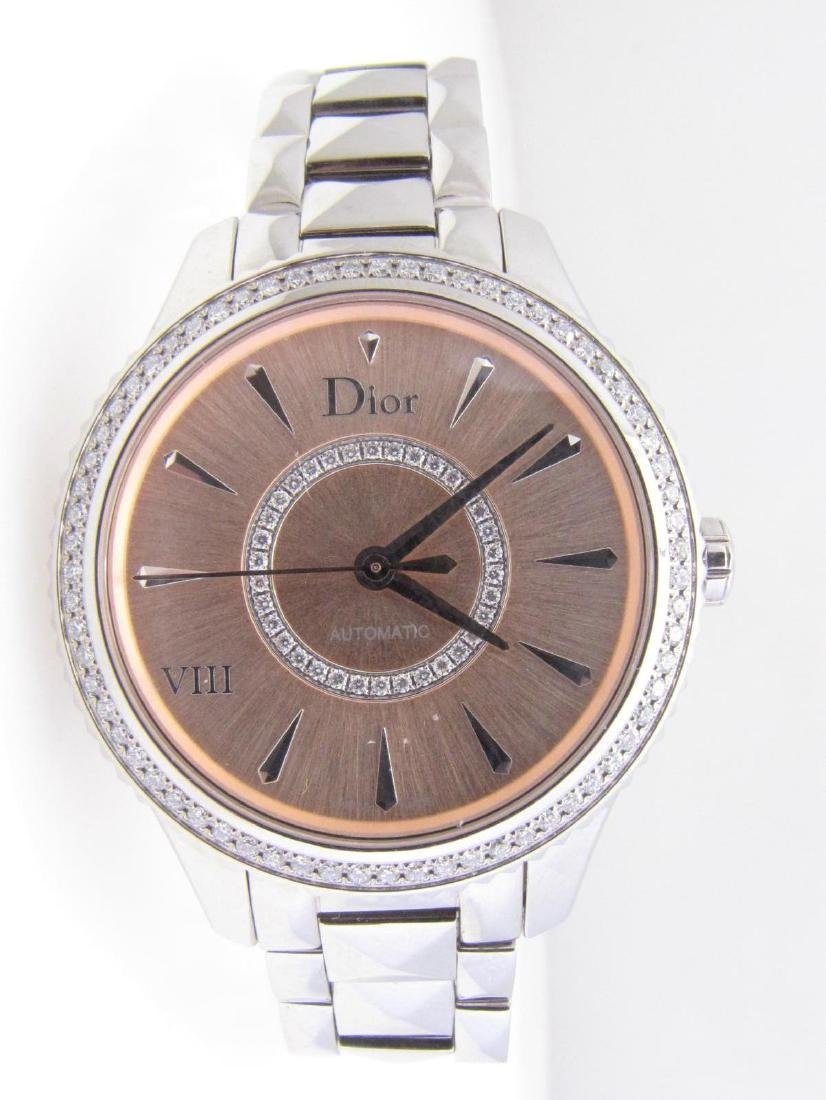 Dior VIII Montaigne Lady's Diamond Watch
