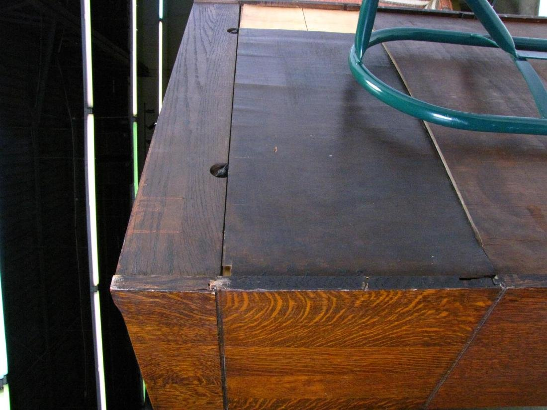 Antique Barrister Bookcase - 3