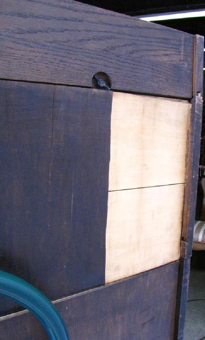 Antique Barrister Bookcase - 4