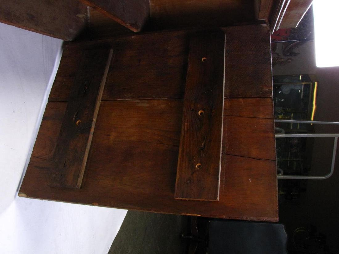 Antique Copper-Lined Dry Sink - 4