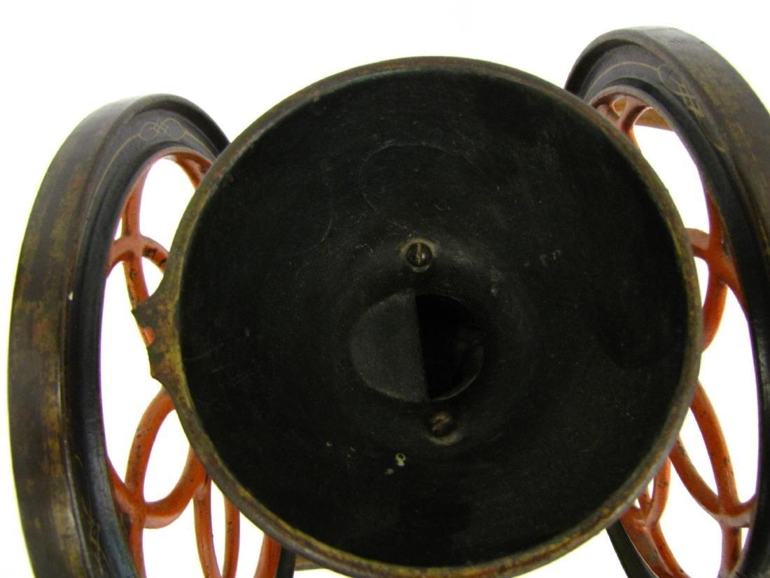 Antique Cast Iron Enterprise No.2 Coffee Grinder - 4