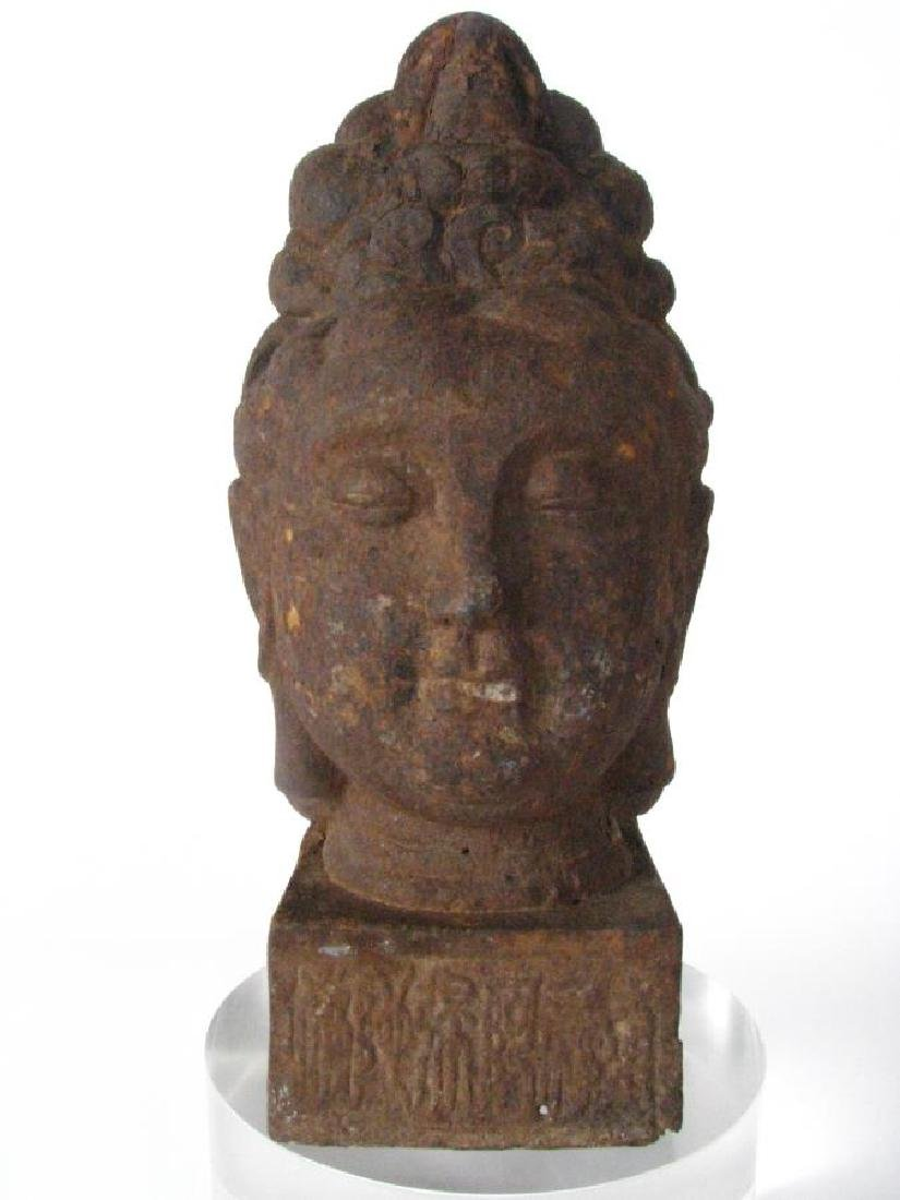 Group of Bronze and Cast Metal Buddha Figures - 2