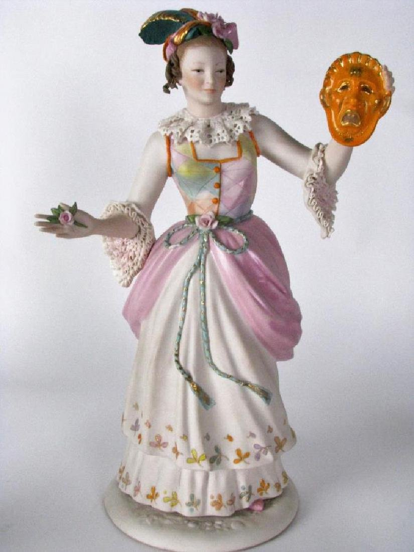 Three Cybis Porcelain Figures - 4