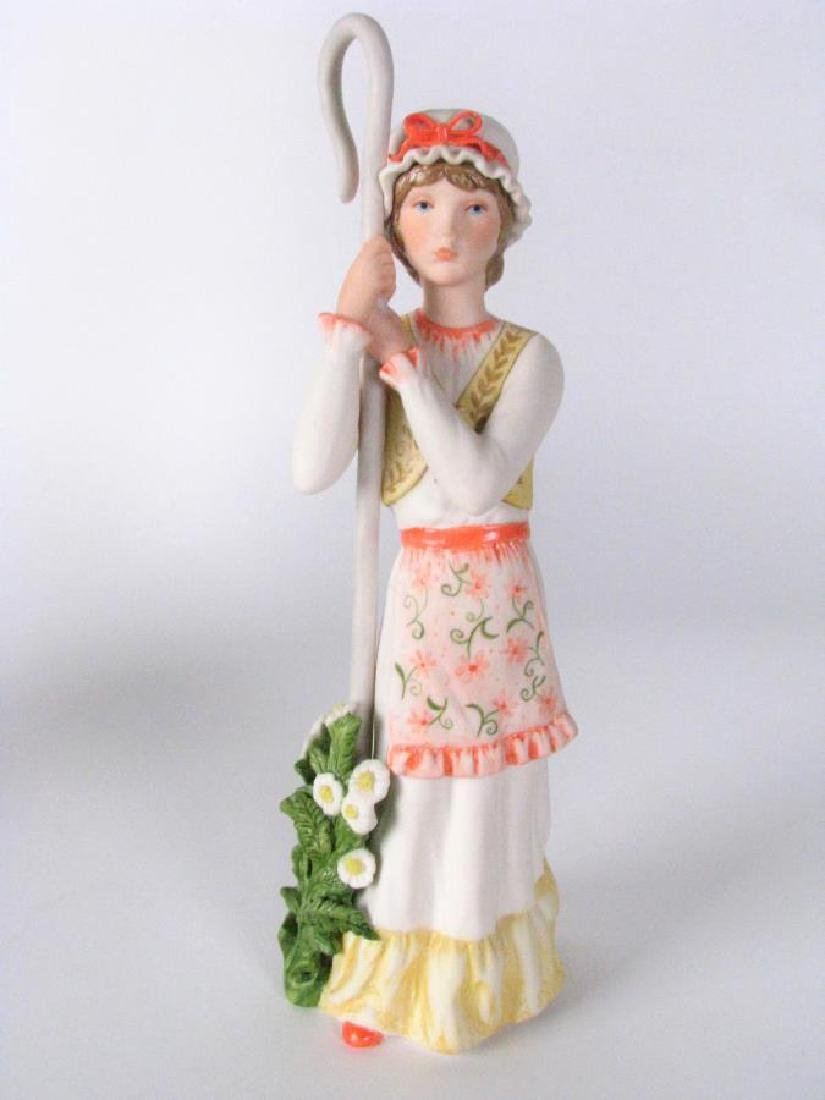 Three Cybis Porcelain Figures - 6