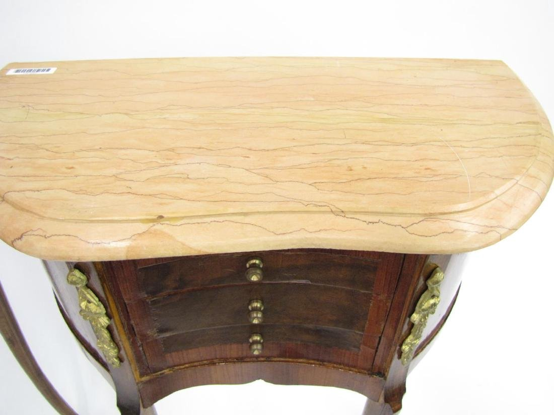 Pair of French Side Tables - 3