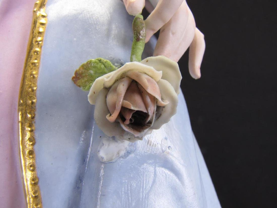 French Bisque Porcelain Figural Grouping - 3