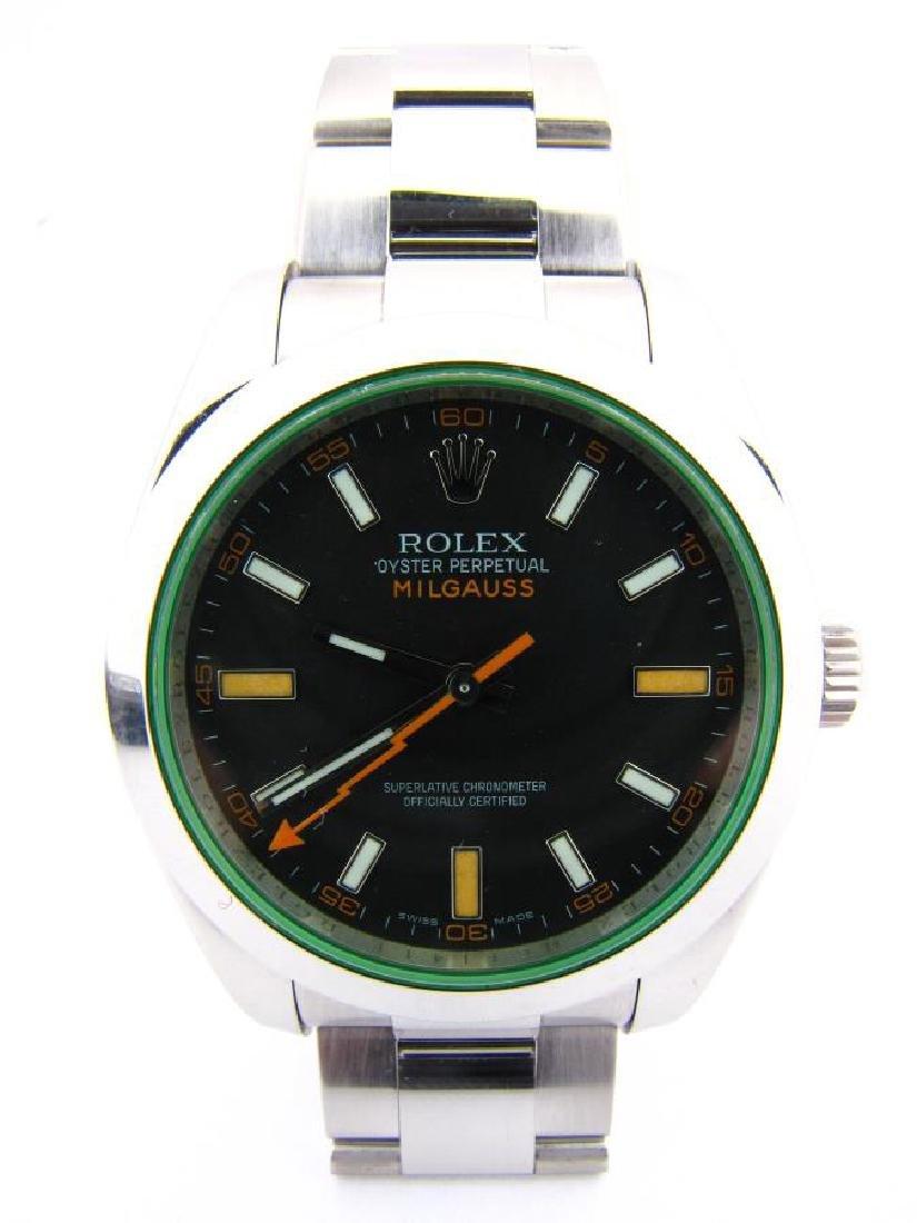 Rolex Milgauss 116YW Wristwatch