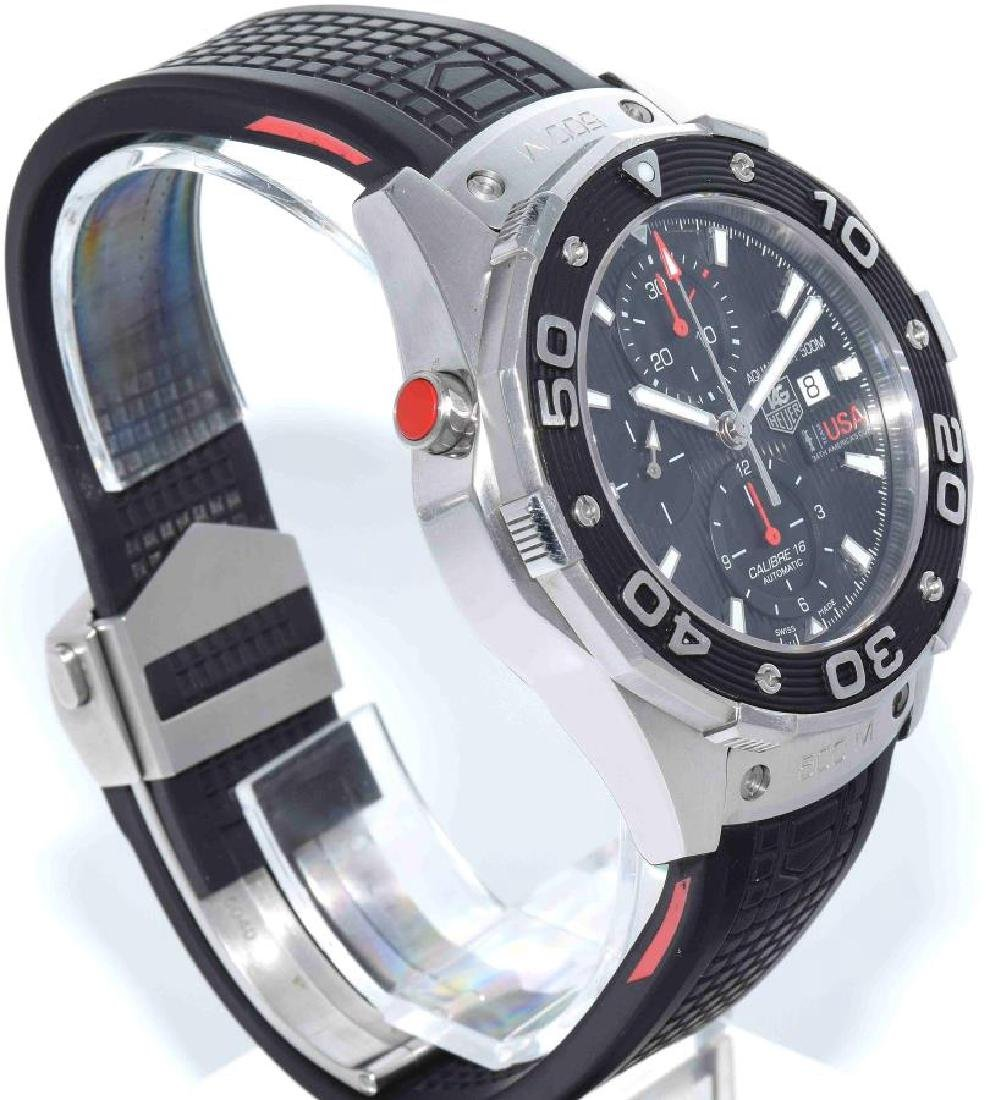"TAG Heuer Aquaracer ""America's Cup"""