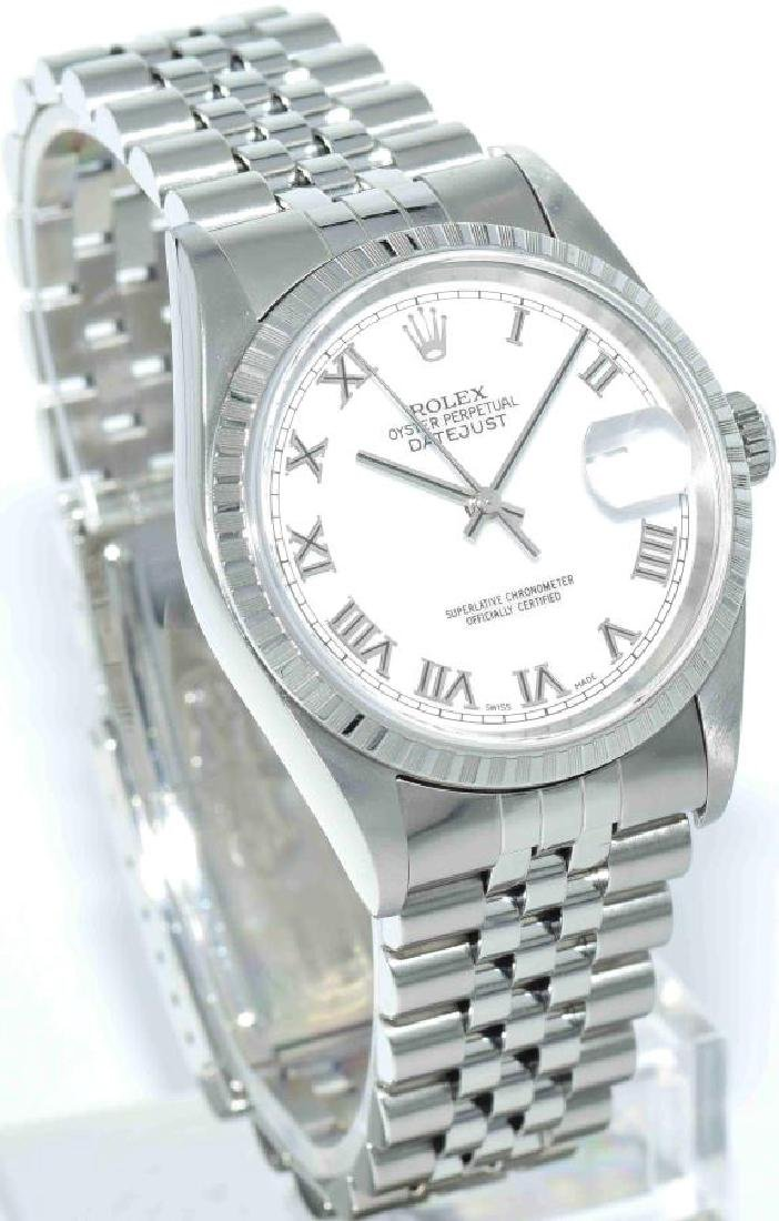 Rolex DateJust Stainless