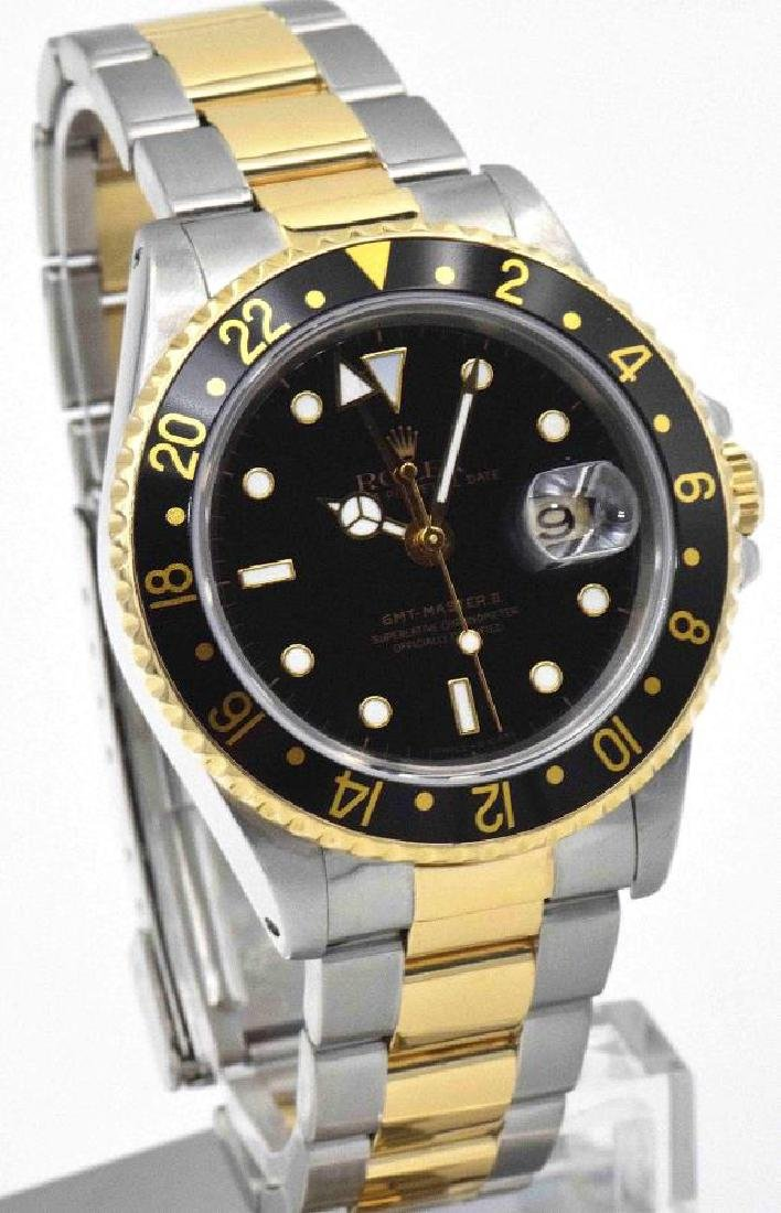 Rolex Two-Tone GMT-Master II