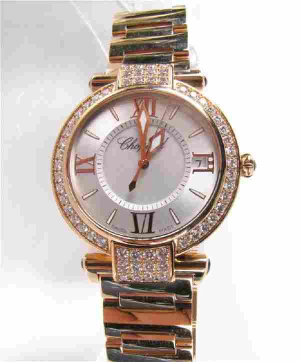 Chopard Ladies Imperial, Diamonds