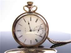 Elgin Pocketwatch 14K Gold Case