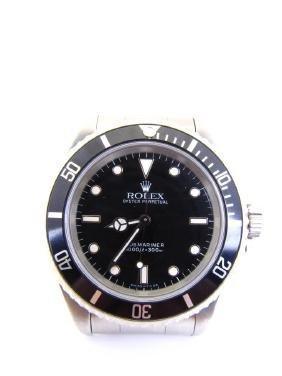 A Gentleman's Rolex Submariner Wristwatch