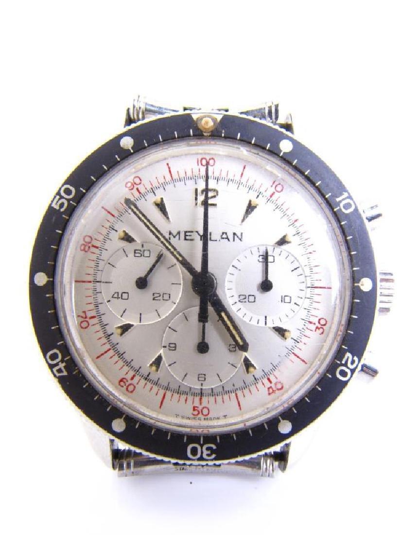 Gentleman's Meylan Chronograph Watch