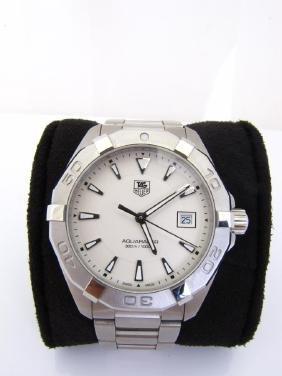 Tag Heuer Aquaracer Gentleman's Wristwatch