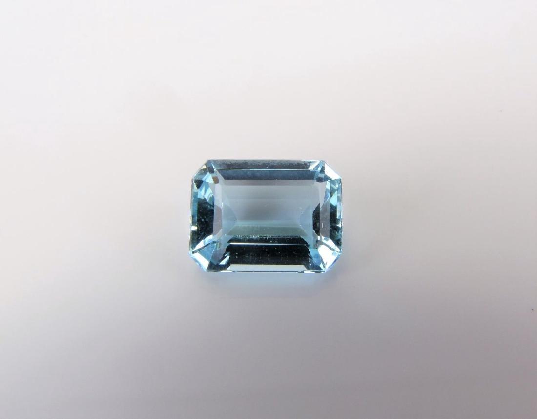 4.89CT Aquamarine Loose Stone