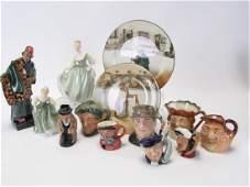 Collection of Royal Doulton Porcelain