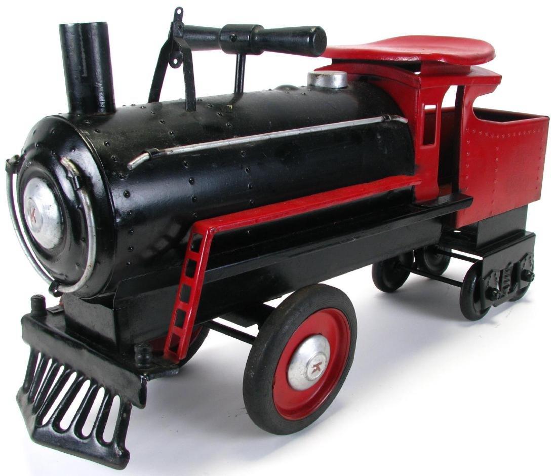 Keystone Pressed Steel 6400 Ride-On Train