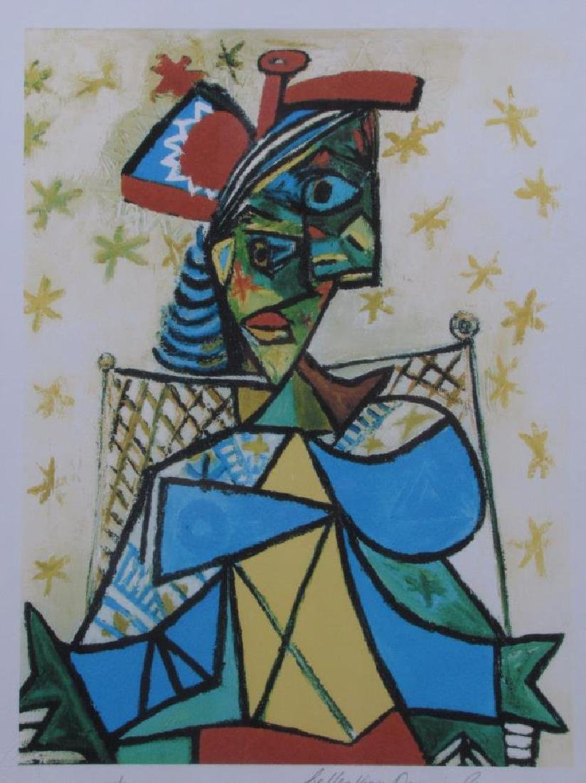 Collection Domaine Picasso Ltd Ed Prints (2)
