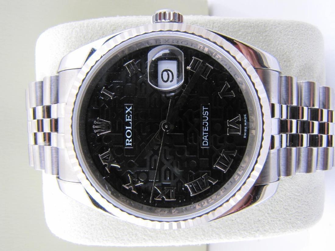 Gentleman's Rolex Datejust Wristwatch