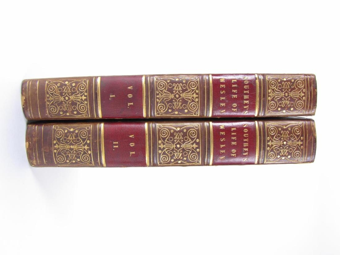 """""""Southey's Life of Wesley"""", 2 volumes"""