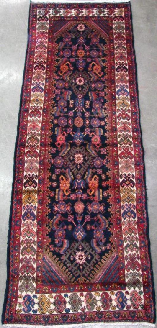 Handmade Oriental Runner Rug