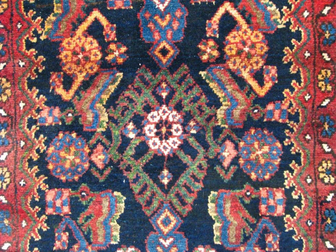 Handmade Oriental Runner Rug - 3