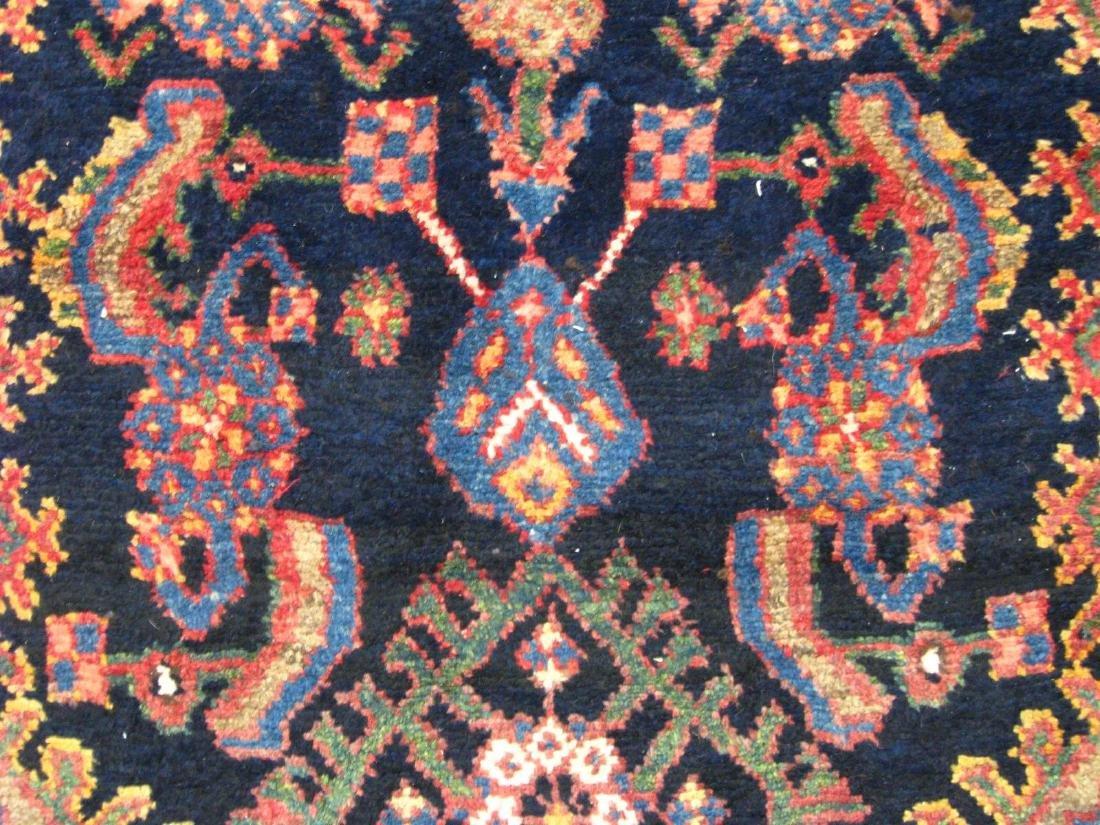 Handmade Oriental Runner Rug - 4