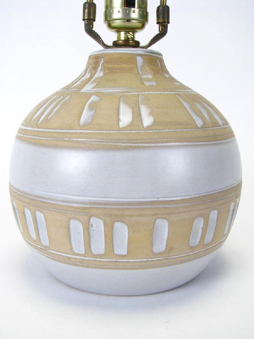 Gordon and Jane Martz Art Pottery Table Lamp - 2