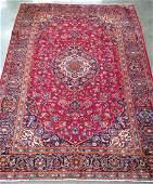 Antique Handmade Oriental Room Size Rug