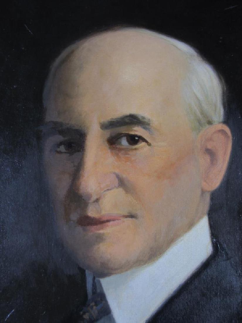 Dexheimer 40x30 O/C Portrait of Man - 4