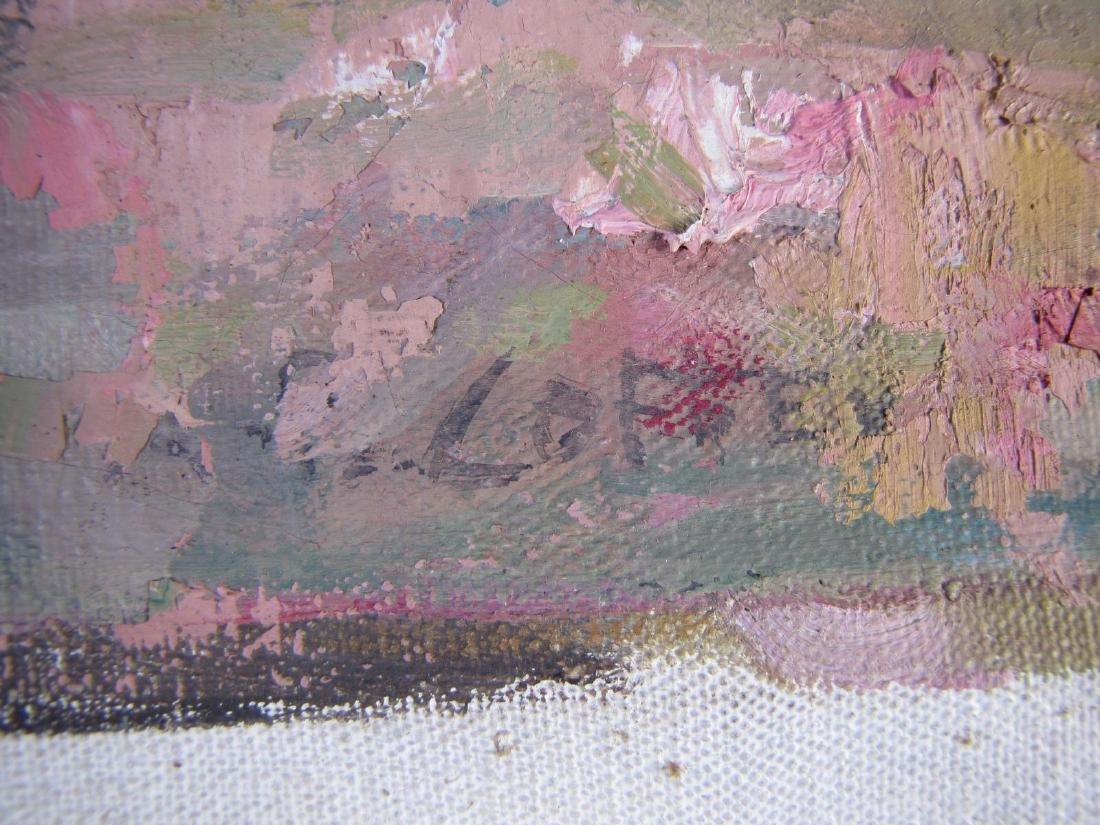 Alton P Coffey 20x16 O/C (2) Floral Still Lifes - 2
