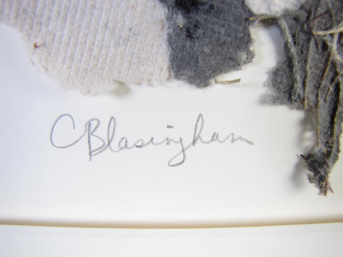 "Cynthia Blasingham 11x11 MixMed ""Transcendence"" - 3"