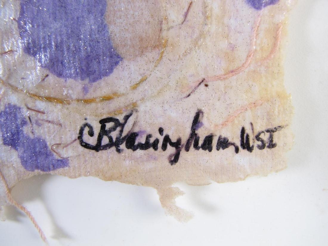 "Cynthia Blasingham 12x12 MixMed ""Abstract"" - 3"