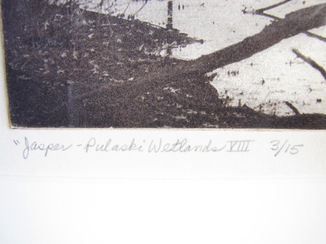 Cynthia Blasingham Intaglio Print, Juried - 10