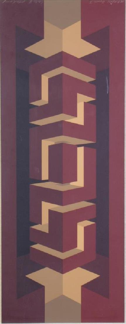 Brian Halsey Limited Edition Serigraph - 2
