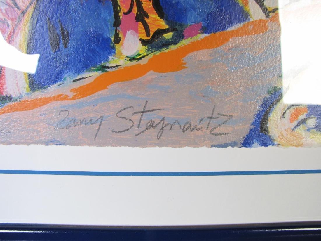 Two Limited Serigraphs, Steynovitz, Krasnyansky - 5