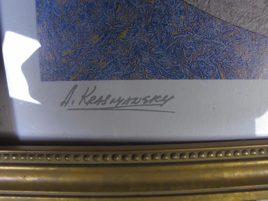 Two Limited Serigraphs, Steynovitz, Krasnyansky - 6