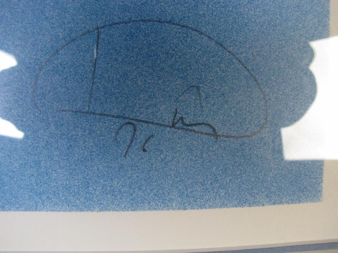 Pair of Signed Lithographs, Laszlo Dus - 4