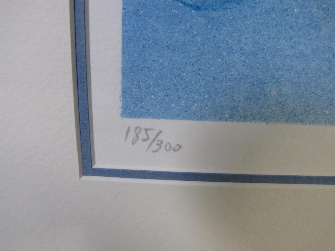 Pair of Signed Lithographs, Laszlo Dus - 7