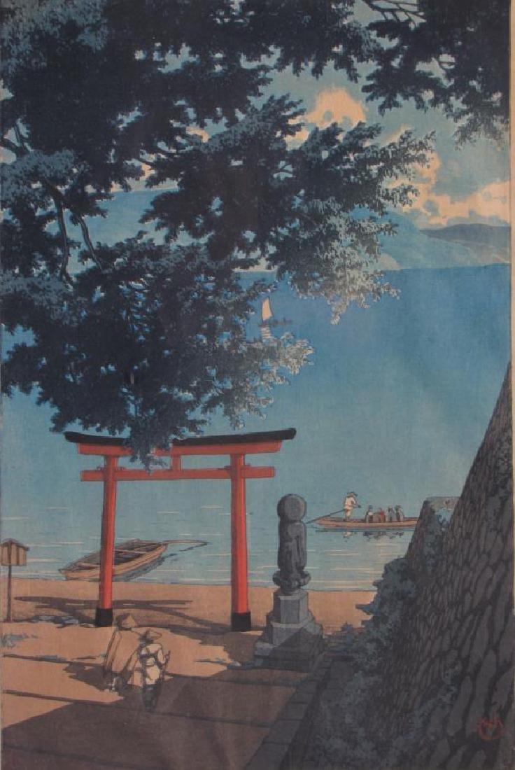 Japanese Woodblock Print - 2