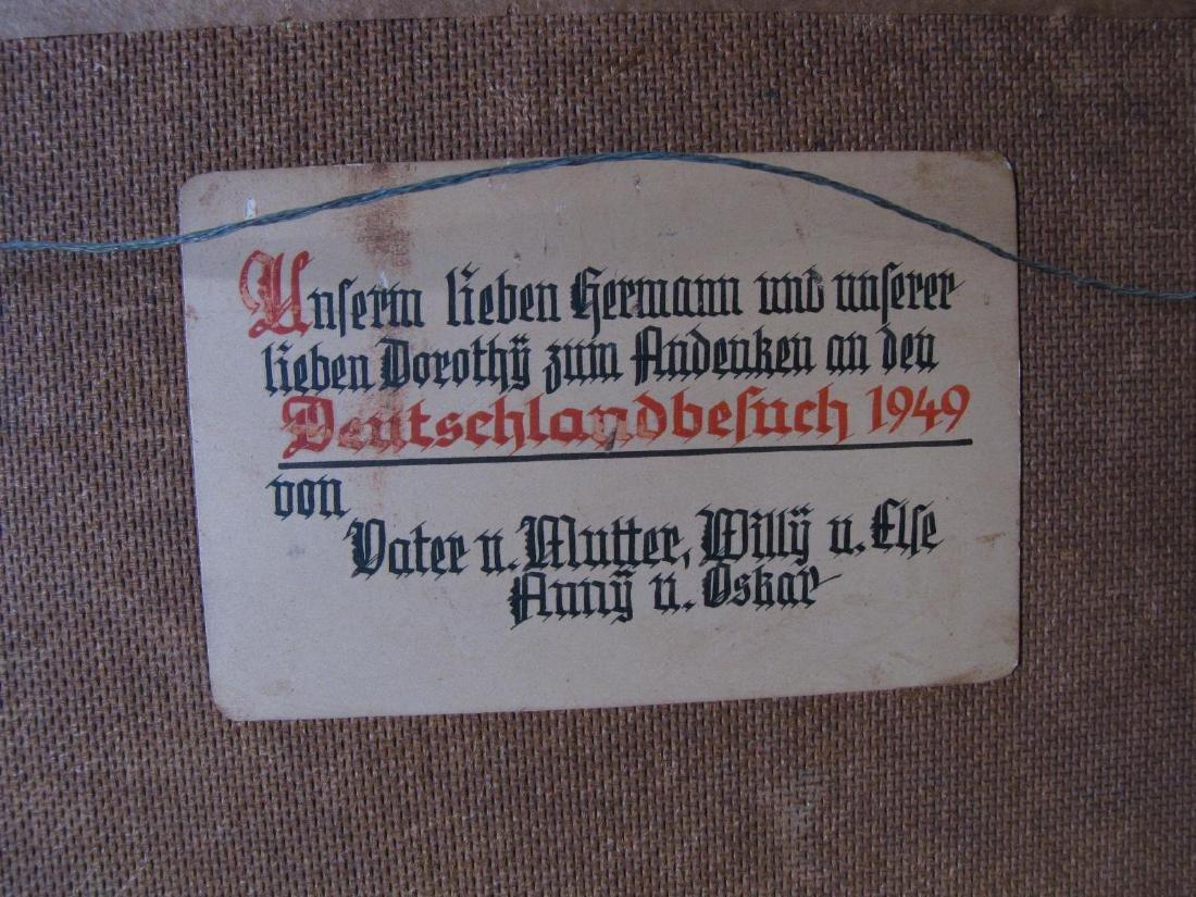 "H. Gohmann 14x18 O/B ""Altenau-Oberhaus"" - 4"